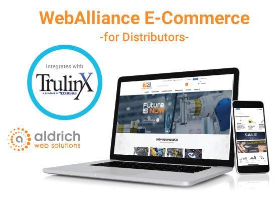 WebAlliance E Commerce for Distributors